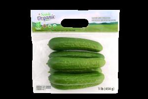 Cumcumbers in Bag